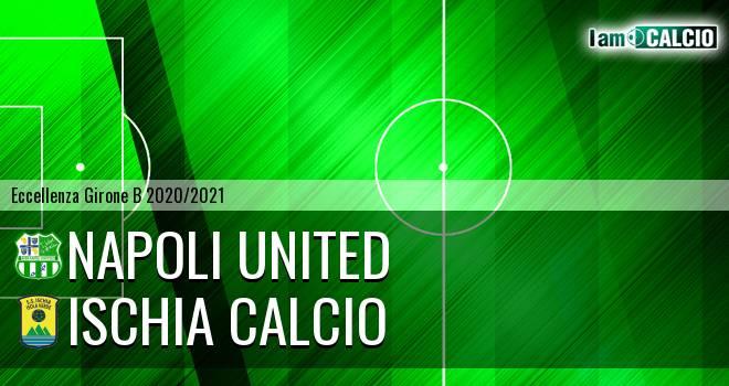 Napoli United - Ischia Calcio