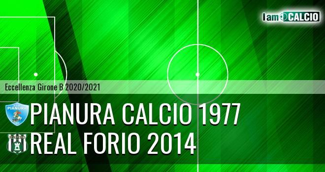 Pianura Calcio 1977 - Real Forio 2014