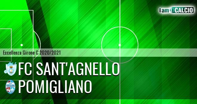 FC Sant'Agnello - Pomigliano