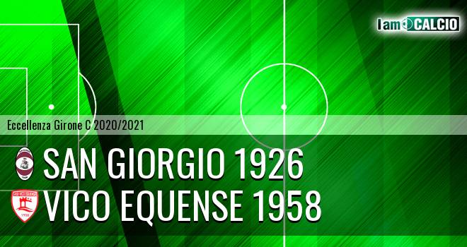 San Giorgio 1926 - Vico Equense 1958