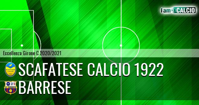Scafatese Calcio 1922 - Barrese