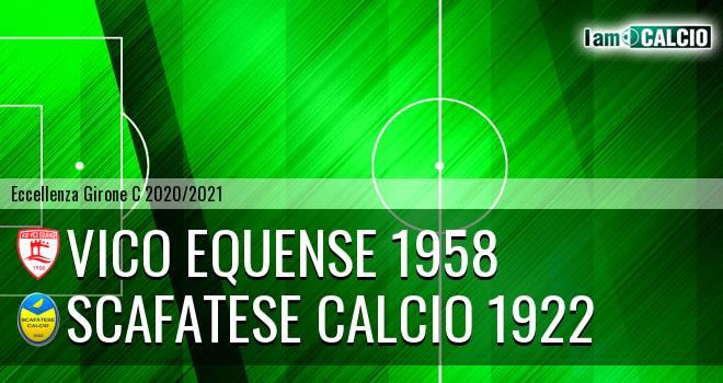 Vico Equense 1958 - Scafatese Calcio 1922