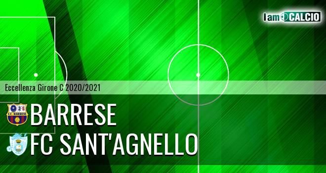 Barrese - FC Sant'Agnello