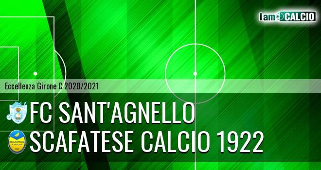 FC Sant'Agnello - Scafatese Calcio 1922
