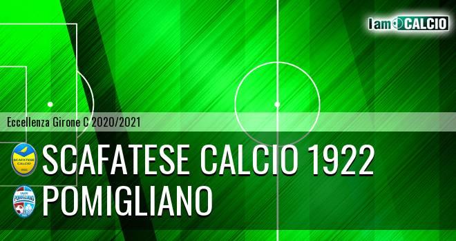 Scafatese Calcio 1922 - Pomigliano