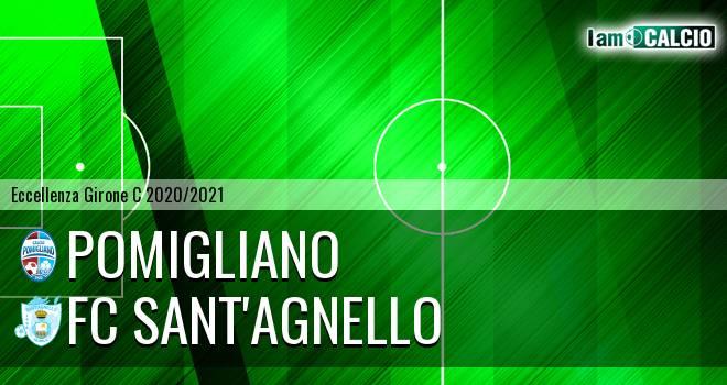 Pomigliano - FC Sant'Agnello