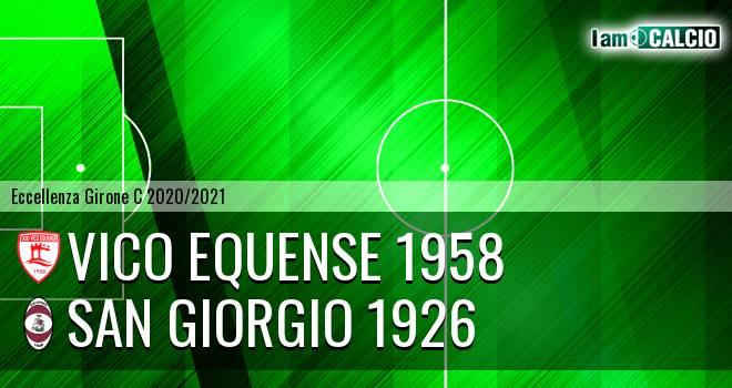 Vico Equense 1958 - San Giorgio 1926