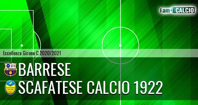 Barrese - Scafatese Calcio 1922