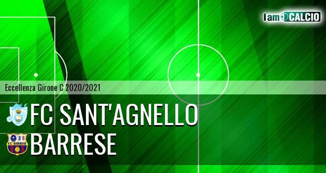 FC Sant'Agnello - Barrese