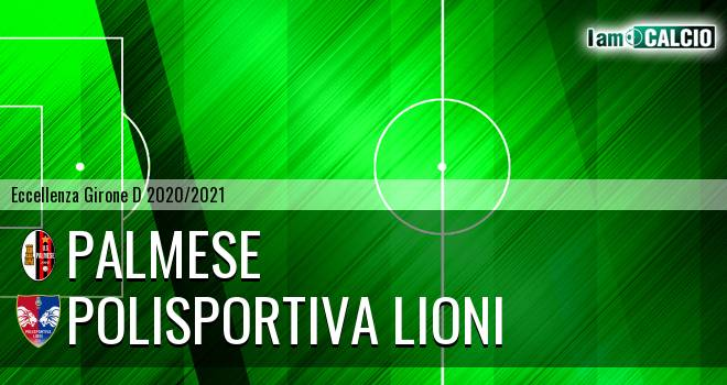 Palmese - Polisportiva Lioni