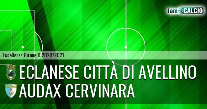 Eclanese Città di Avellino - Audax Cervinara