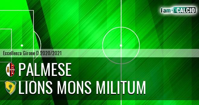 Palmese - Lions Mons Militum