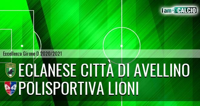 Eclanese Città di Avellino - Polisportiva Lioni
