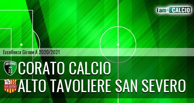 Corato Calcio - Alto Tavoliere San Severo