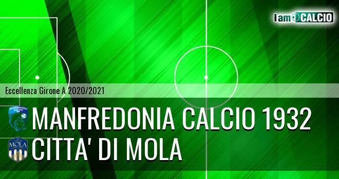 Manfredonia Calcio 1932 - Citta' di Mola