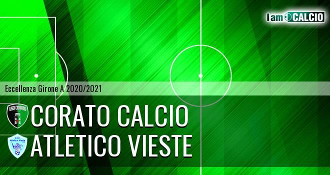 Corato Calcio - Atletico Vieste