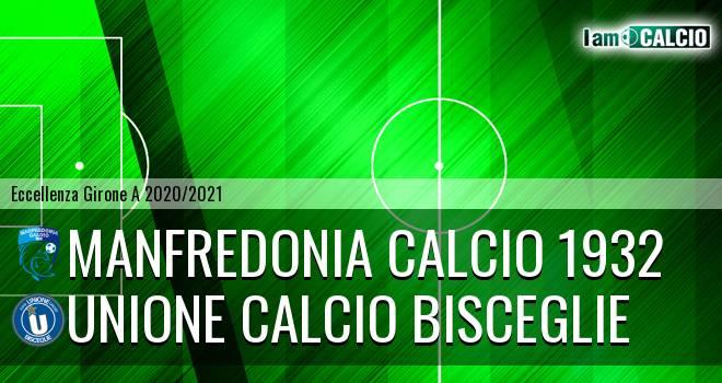 Manfredonia Calcio 1932 - Unione Calcio Bisceglie