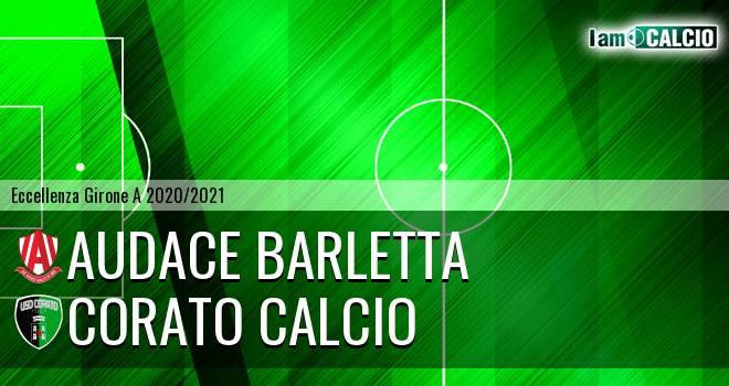 Audace Barletta - Corato Calcio