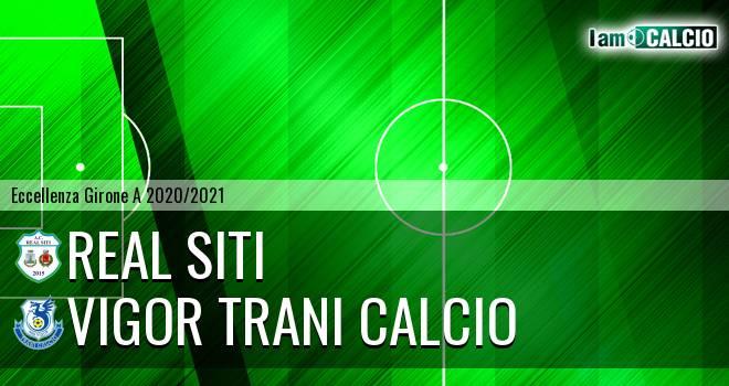 Real Siti - Vigor Trani Calcio