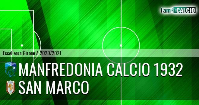 Manfredonia Calcio 1932 - San Marco