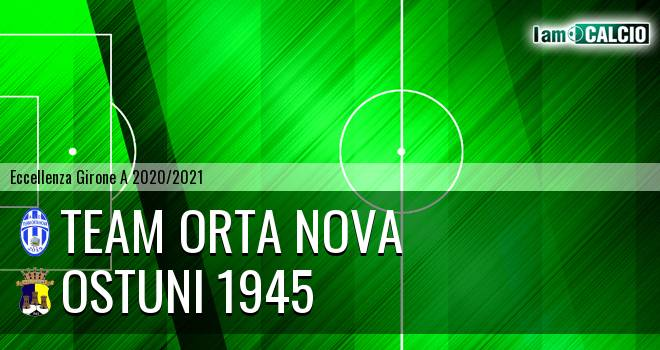 Team Orta Nova - Ostuni 1945