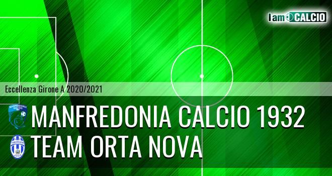 Manfredonia Calcio 1932 - Team Orta Nova