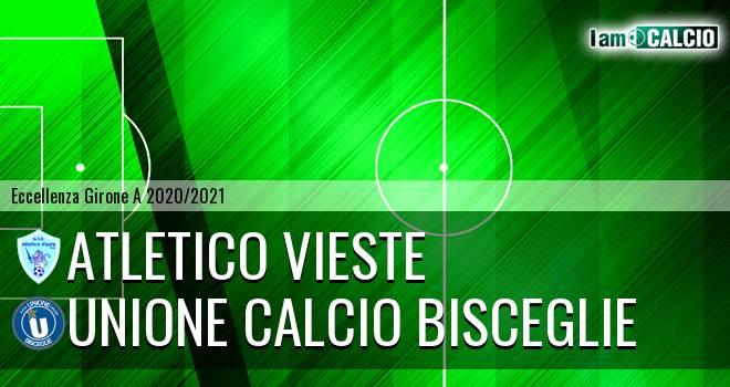 Atletico Vieste - Unione Calcio Bisceglie