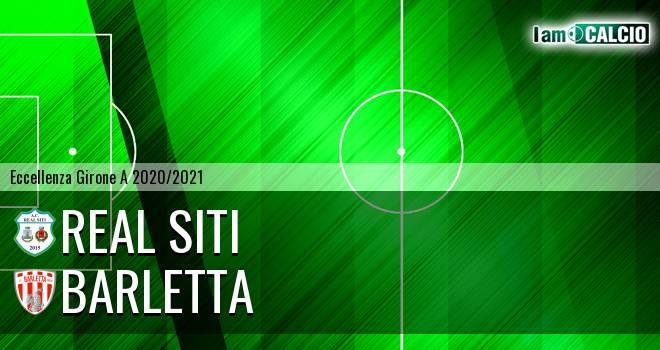 Real Siti - Barletta 1922