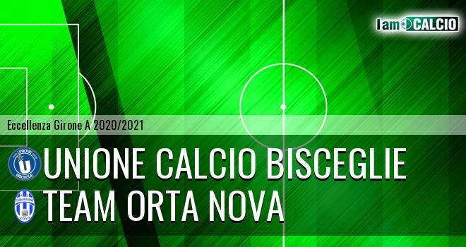 Unione Calcio Bisceglie - Team Orta Nova