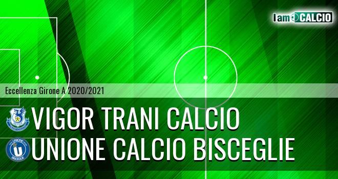 Vigor Trani Calcio - Unione Calcio Bisceglie