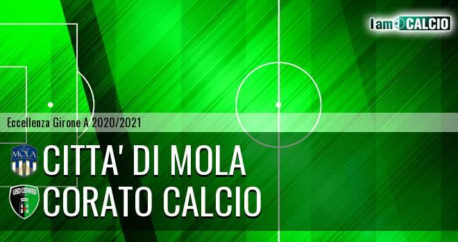 Citta' di Mola - Corato Calcio