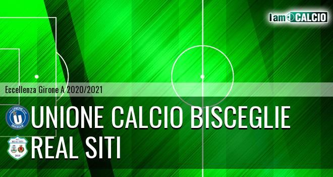 Unione Calcio Bisceglie - Real Siti