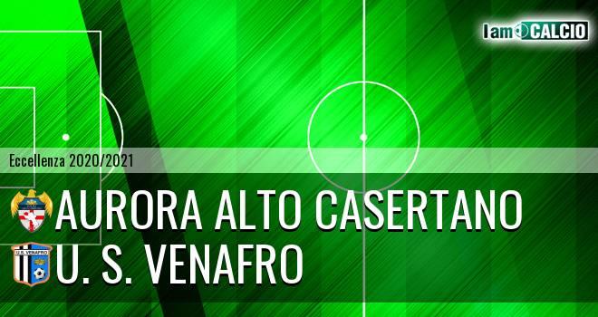 Aurora Alto Casertano - U. S. Venafro