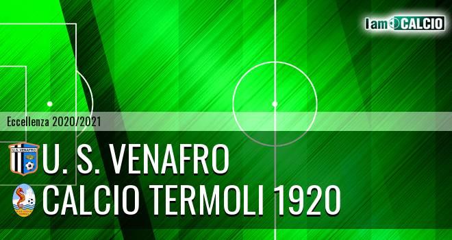 U. S. Venafro - Calcio Termoli 1920