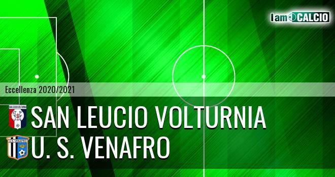 San Leucio Volturnia - U. S. Venafro
