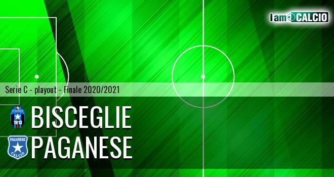 Bisceglie - Paganese 2-1. Cronaca Diretta 15/05/2021