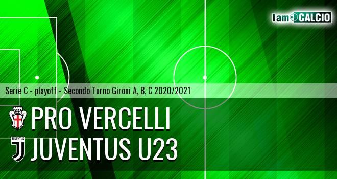 Pro Vercelli - Juventus U23