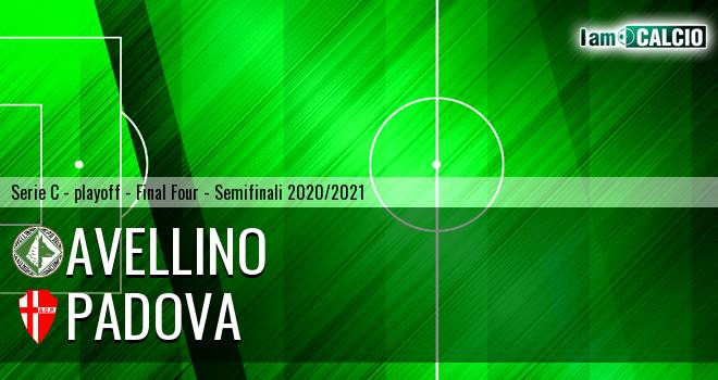 Padova - Avellino
