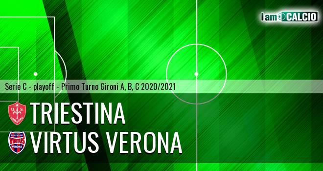 Triestina - Virtus Verona