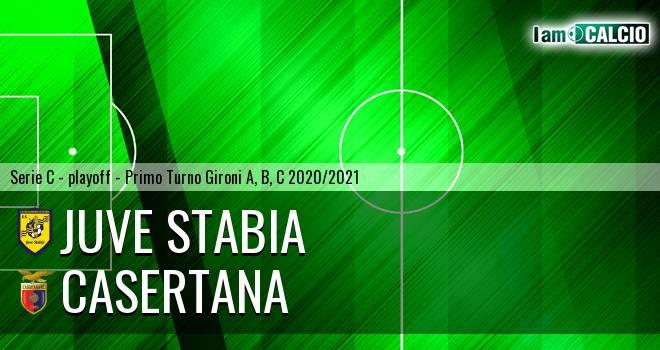 Juve Stabia - Casertana 1-1. Cronaca Diretta 09/05/2021