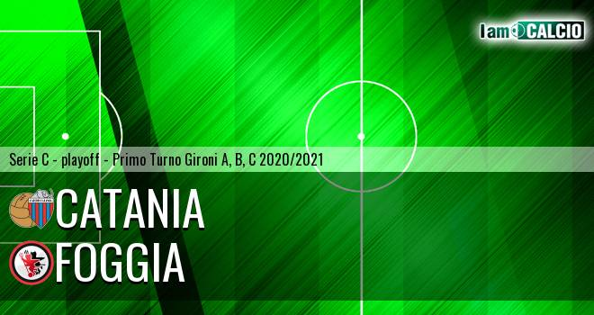 Catania - Foggia 1-3. Cronaca Diretta 09/05/2021