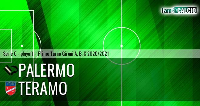 Palermo - Teramo 2-0. Cronaca Diretta 09/05/2021