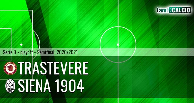 Trastevere - Siena 1904