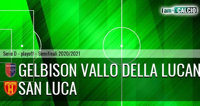 Gelbison Vallo Della Lucania - San Luca 2-1. Cronaca Diretta 06/07/2021