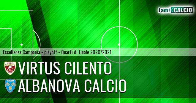 Virtus Cilento - Albanova Calcio