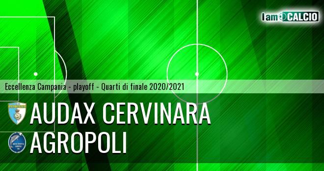 Audax Cervinara - Agropoli