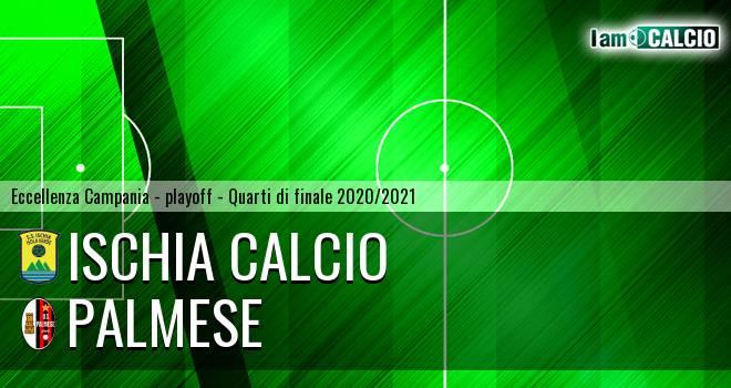 Ischia Calcio - Palmese