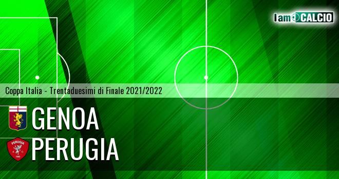 Genoa - Perugia