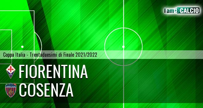 Fiorentina - Cosenza