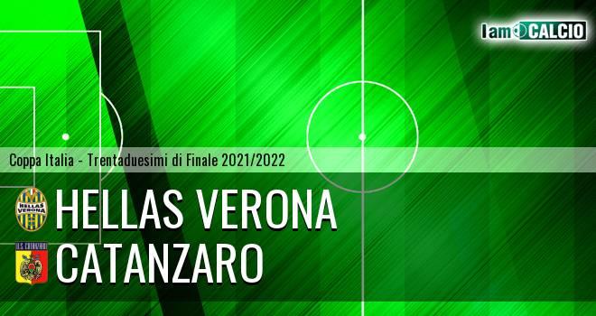 Hellas Verona - Catanzaro